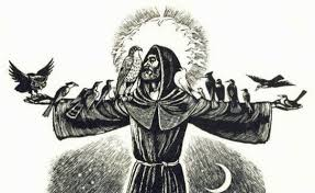 St Francis and Birds