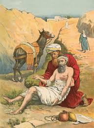 Good Samaritan Illustration