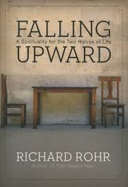 Cover of book Falling Upward by Richard Rohr